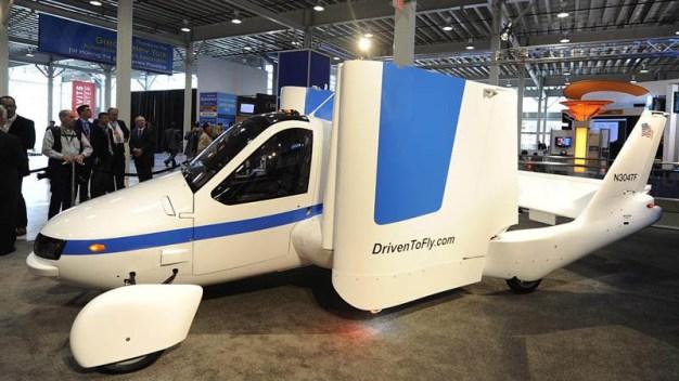 El primer auto volador del mundo estará pronto a la venta