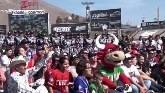 Toros de Tijuana recibe reconocimientos
