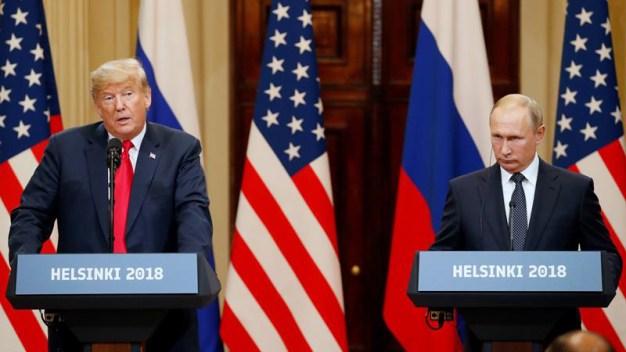Trump expresa deseo de volverse a reunir con Putin