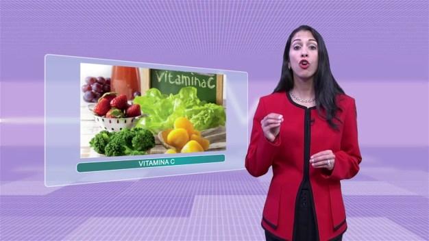 La vitamina C en temporada de catarro