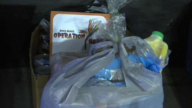 Víctimas de tiroteo fueron sorprendidas con donativo