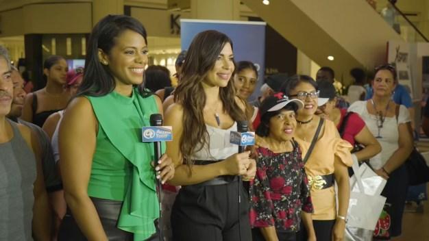 Victoria Sosa y Orietta de Luque llevan alegría a El Bronx
