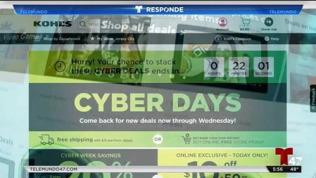 Lunes cibernético y las compras seguras