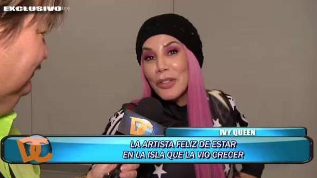 Ya en Puerto Rico la reina del regueton
