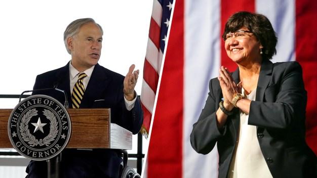 Candidatos a Gobernador de Texas