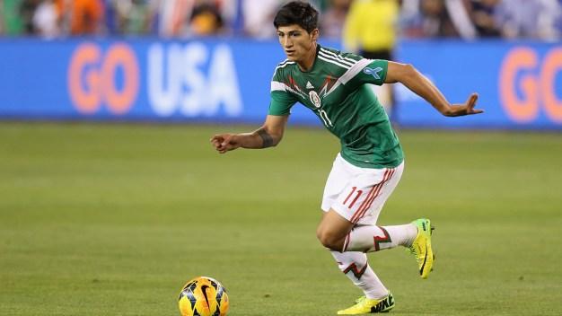 Rescatan sano y salvo a futbolista mexicano Alan Pulido