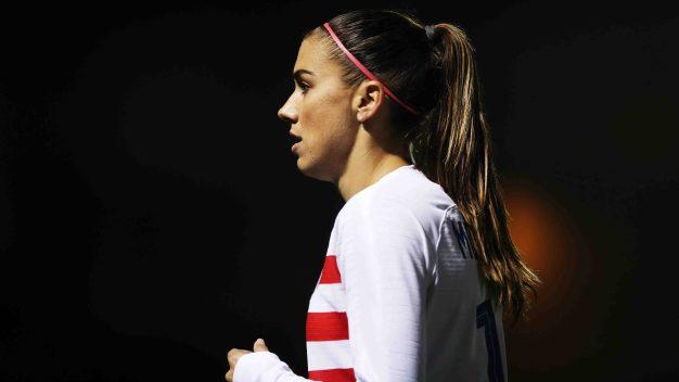 Equipo femenino de EEUU denuncia por discriminación