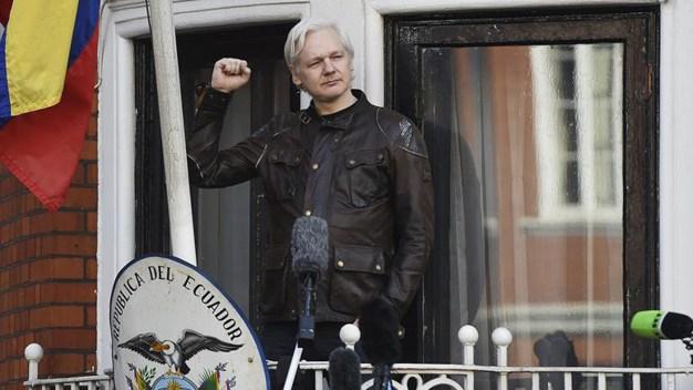 ¿Cargos contra activista encerrado en Embajada?
