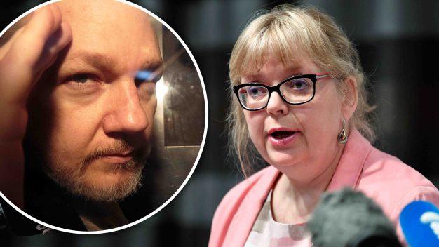 Suecia pide arresto del activista que vivía en la embajada