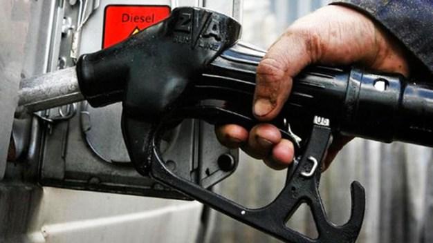 Gasolina sube 22 centavos en 3 semanas