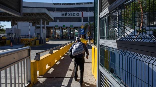 Asilo: reina la incertidumbre en la frontera mexicana