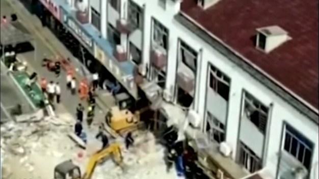 Explosión en restaurante de China deja 9 muertos