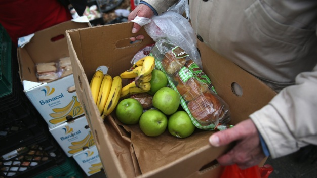 Cambian emisor de cupones de alimentos de febrero en Massachusetts