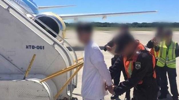 Gran negocio: los vuelos con deportados por EEUU