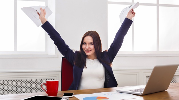 Los 10 trabajos más felices