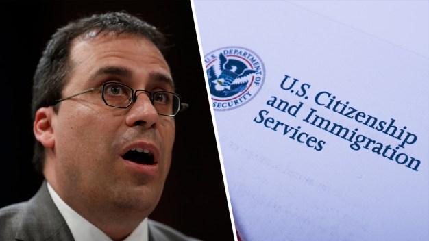 Otra vacante: renuncia el jefe de USCIS tras pedido de Trump}