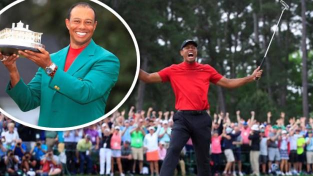 Regreso a la cima: Tiger Woods gana Masters de Augusta