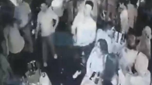 Video revela momento del ataque a balazos en un bar