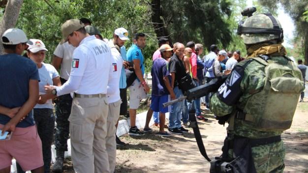 AMLO: control migratorio se concentra en la frontera sur