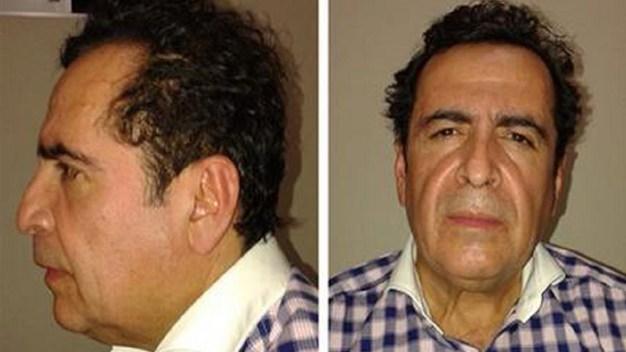 """Narco mexicano """"El H"""" muere en cárcel de máxima seguridad"""