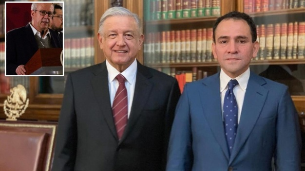 AMLO suma dos bajas: renuncia secretario de Hacienda