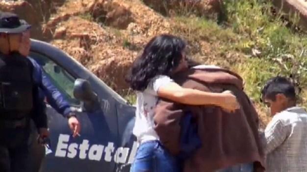 Entre el dolor y el coraje, dicen adiós a 13 campesinos