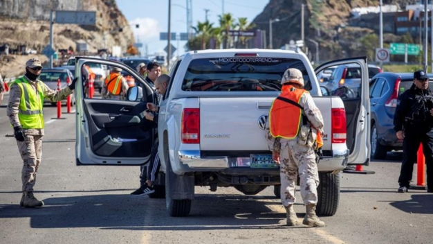 Tráfico de drogas y trata aumentan inseguridad en frontera