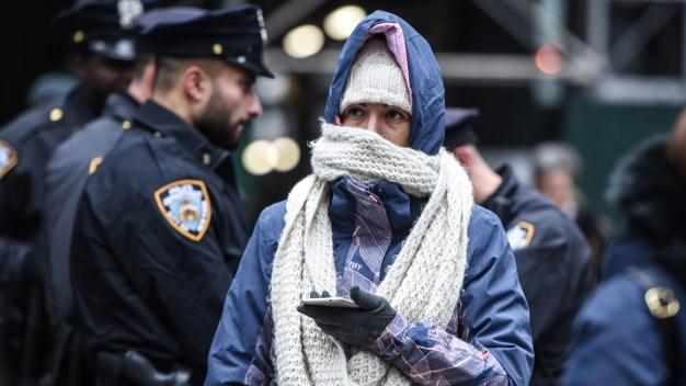 Ola de frío polar afecta a millones; hay varios muertos