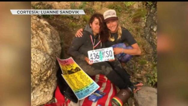Sobrevive 7 días tras caer por un acantilado