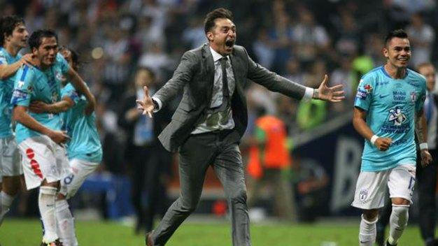 Pachuca se corona campeón del fútbol mexicano