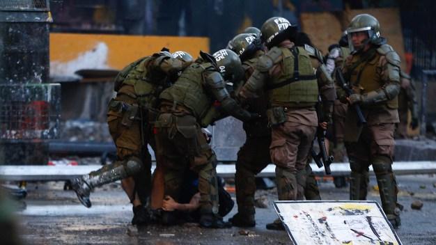 Sube cifra de fallecidos durante las protestas en Chile