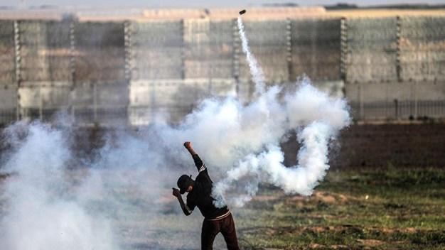 Israel, palestinos y el sangriento muro que los separa