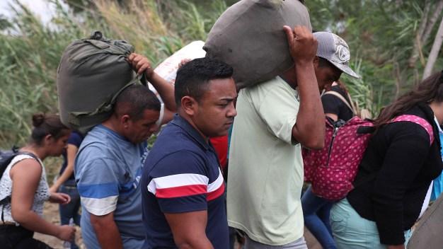 Desplazamientos forzados en el mundo rompen récord