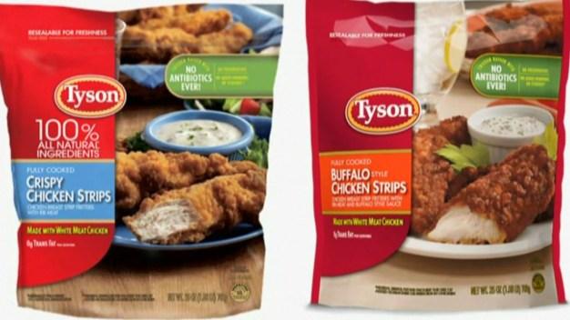 Retiran bolsas de pollo por posible presencia de metal