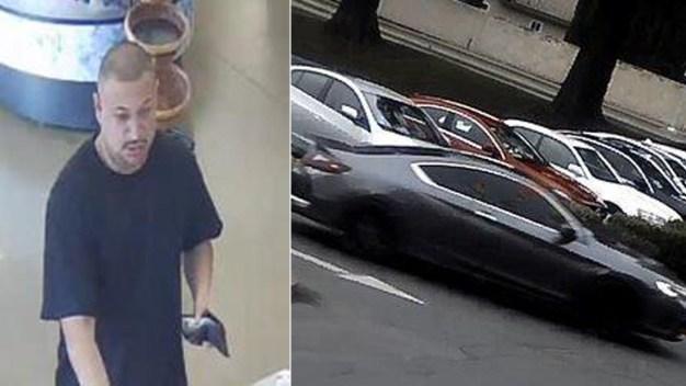 Policía: hombre se exhibe y masturba en auto cerca de mall