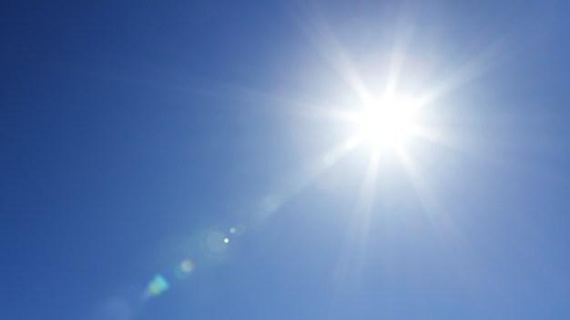 Emiten advertencia de calor para el área de DC