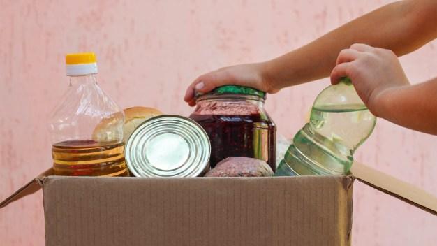 Únete a la campaña Alimentando a Nuestras Familias