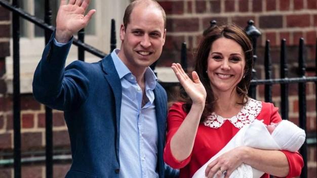 La Duquesa de Cambridge da a luz su tercer bebé