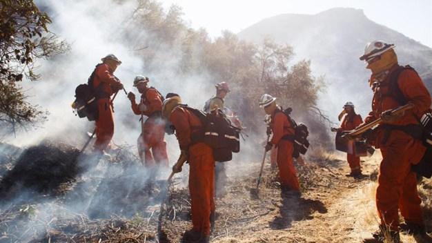Buscan a más de 200 desaparecidos en California