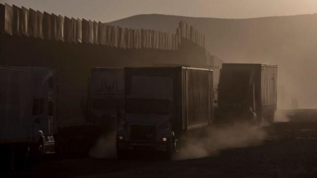 Pentágono dejará de construir el muro en dos estados