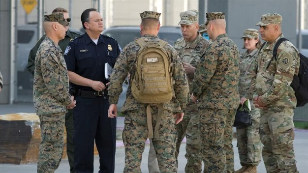 EEUU mantendrá operativo en la frontera hasta diciembre