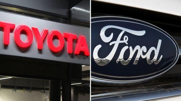 Toyota y Ford invierten millones en México