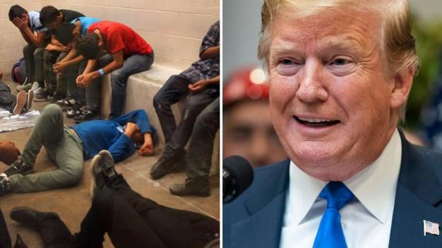 Trump evalúa enviar a migrantes a ciudades santuario