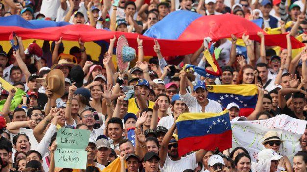 Estrellas se unen en concierto inédito por Venezuela