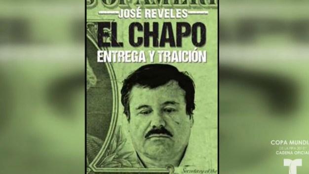 El Chapo, Entrega y Traición: libro sobre la vida del capo mexicano}