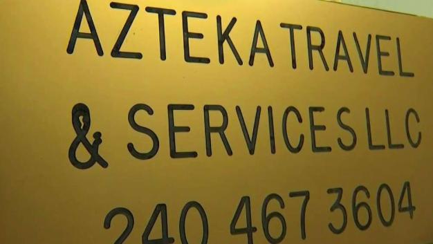 Prófuga de la ley sospechosa de fraudes de Azteka Travel