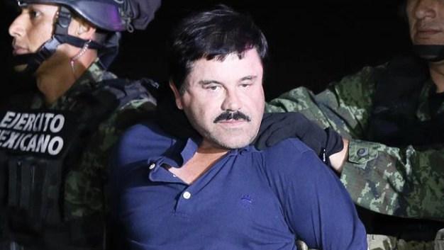"""Aplazan audiencia en corte de """"El Chapo"""" sin decir motivo"""