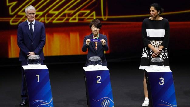 Definen los grupos de la Copa Mundial femenina