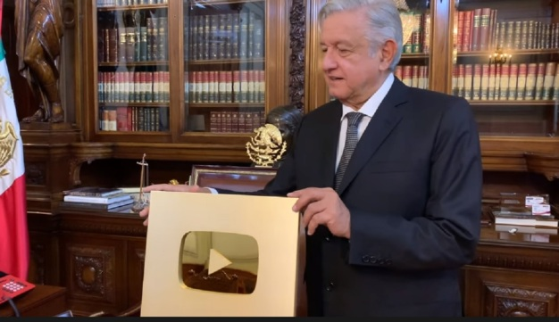 AMLO digital: el presidente es todo un influencer