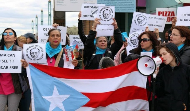 Las neoyorquinas que alzaron la voz por Oscar López
